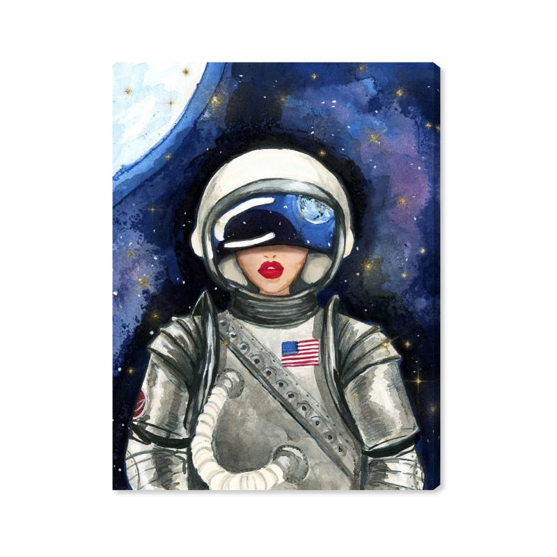 Astronaut Canvas Wall Art
