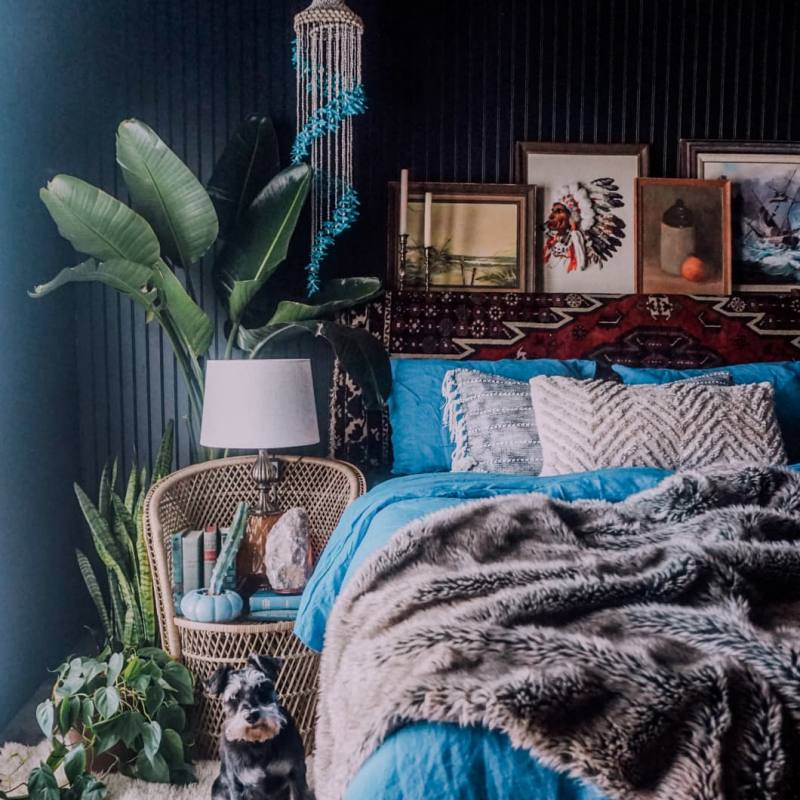 Bohemian Design Trends - Bedroom Decor Ideas