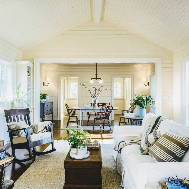 Joanna Gaines Fixer Upper Living Room Inspiration
