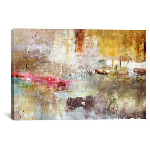 Rain Clouds by Julian Spencer Canvas Print