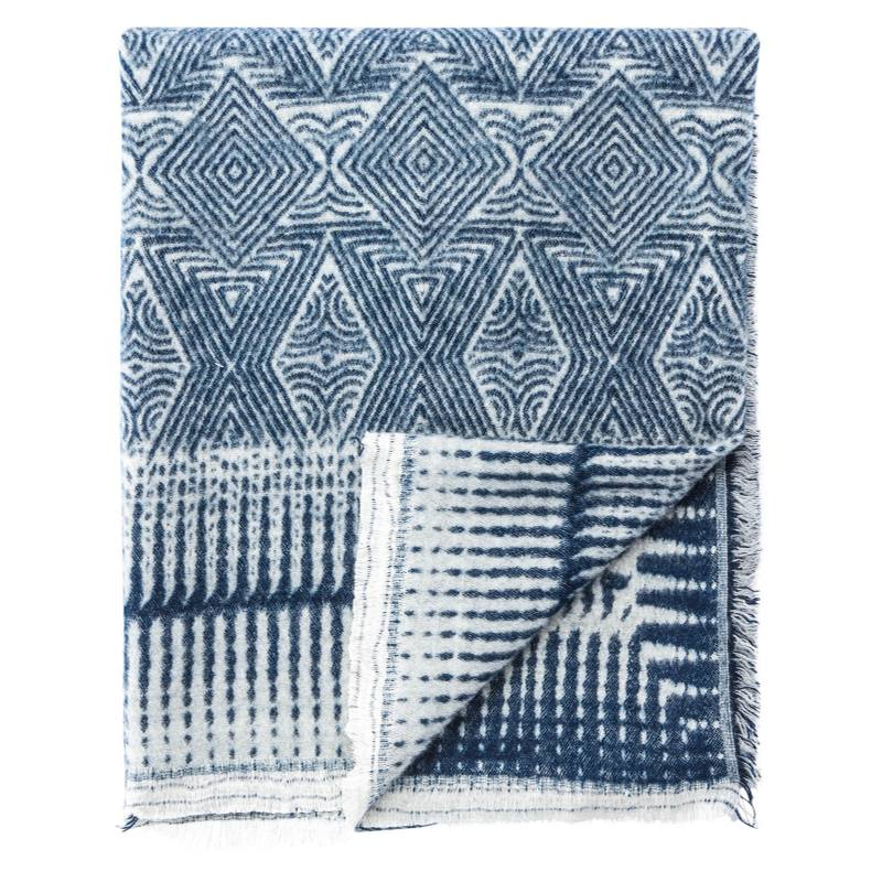 Giana Throw, Blue