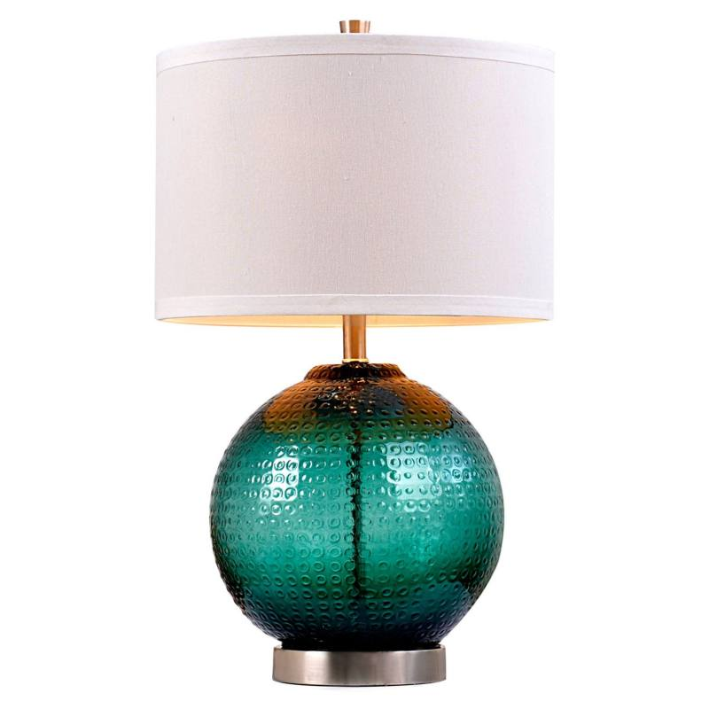 JAlexander 'Jade' Glass Table Lamp
