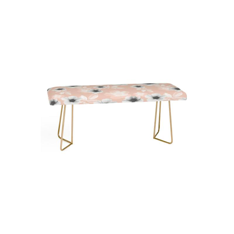 Emanuela Carratoni Pale Garden Bench