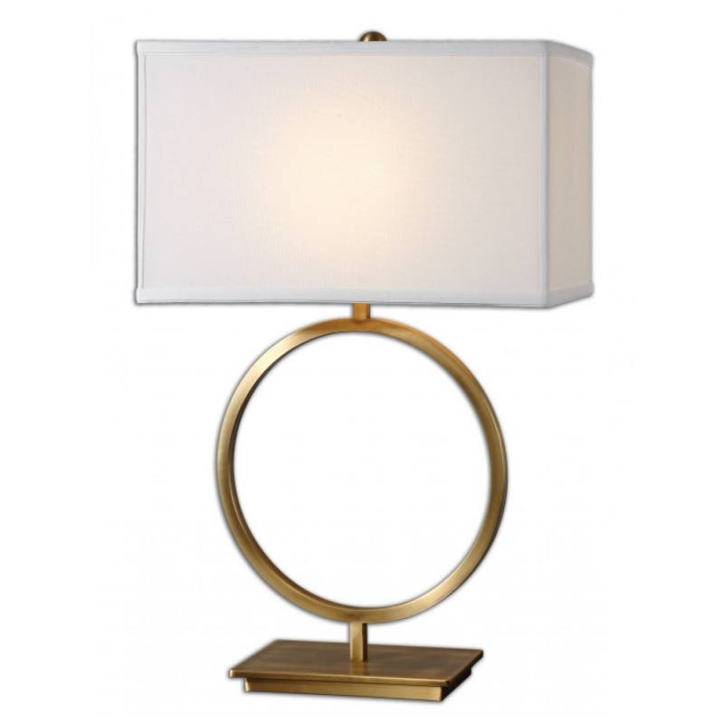 Lelina Circle Table Lamp