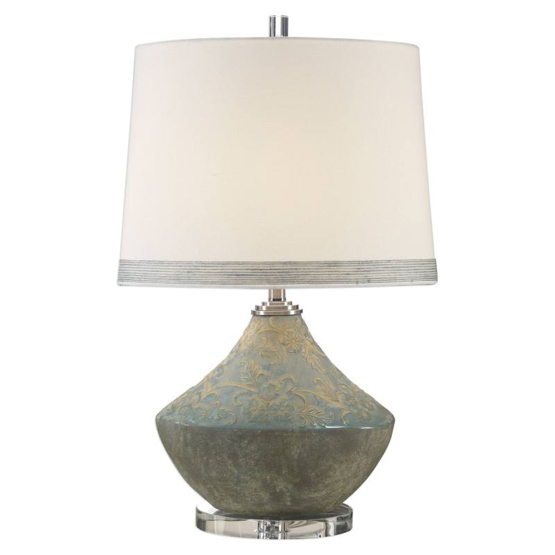 Padova Aged Table Lamp