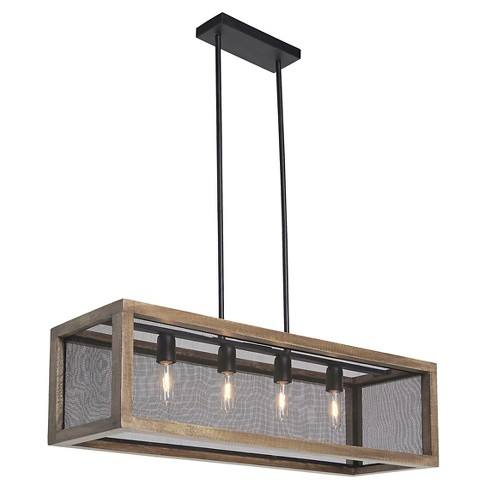 Jodene Pendant Light Brown/Black - Signature Design by Ashley