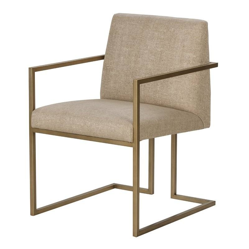 Maison 55 Ashton Marley Hemp Arm Chair