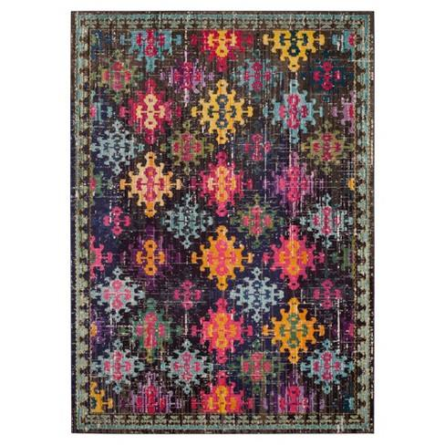 Minna Medallion Area Rug - Safavieh