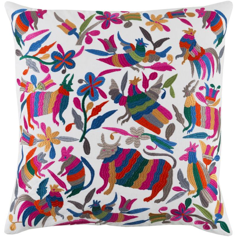 Chiapas Otomi Pillow