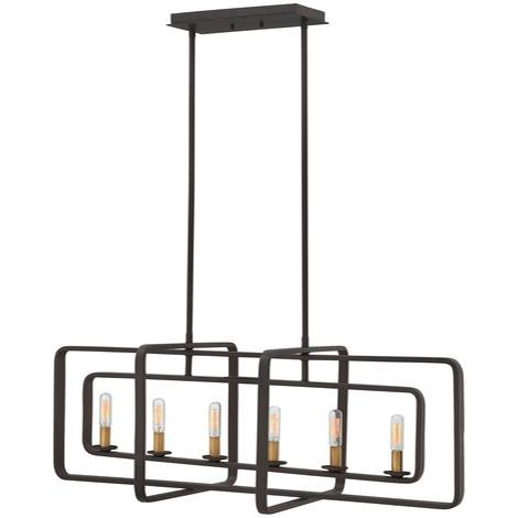 Quentin Linear Chandeliers