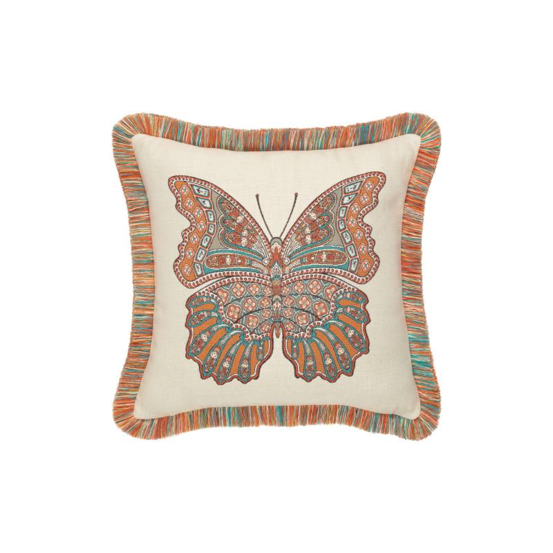Mariposa Lagoon Indoor/Outdoor Accent Pillow