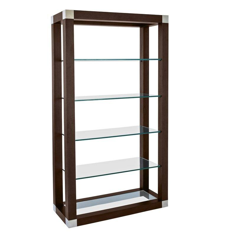Calligraphy Wall Etagere Bookcase