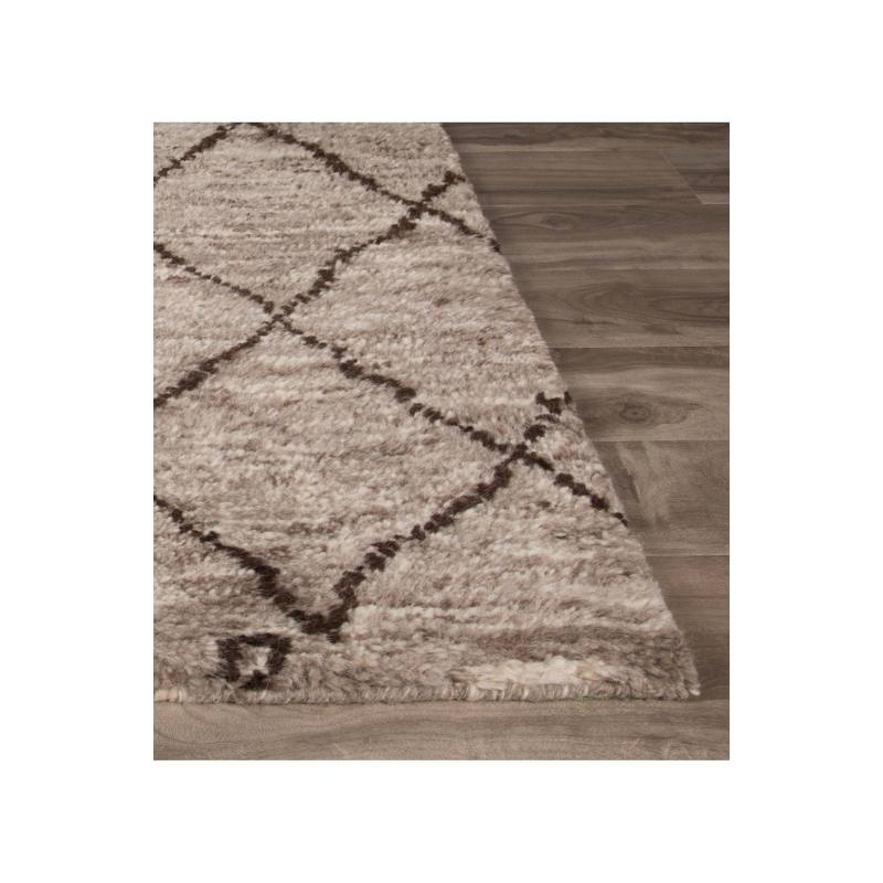 'Zola' Hand Knotted Wool Rug