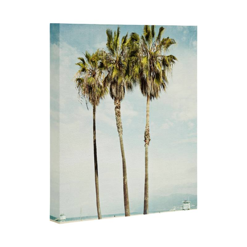 Venice Beach Palms Wall Art