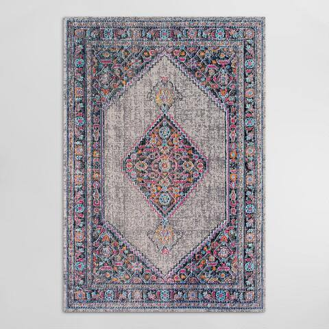 Gray Tinsley Area Rug
