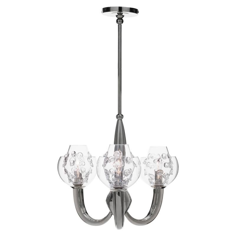 Florence Paris Double Shade Chandelier