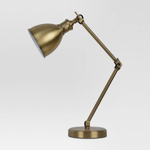 Industrial Task Table Lamp - Threshold�
