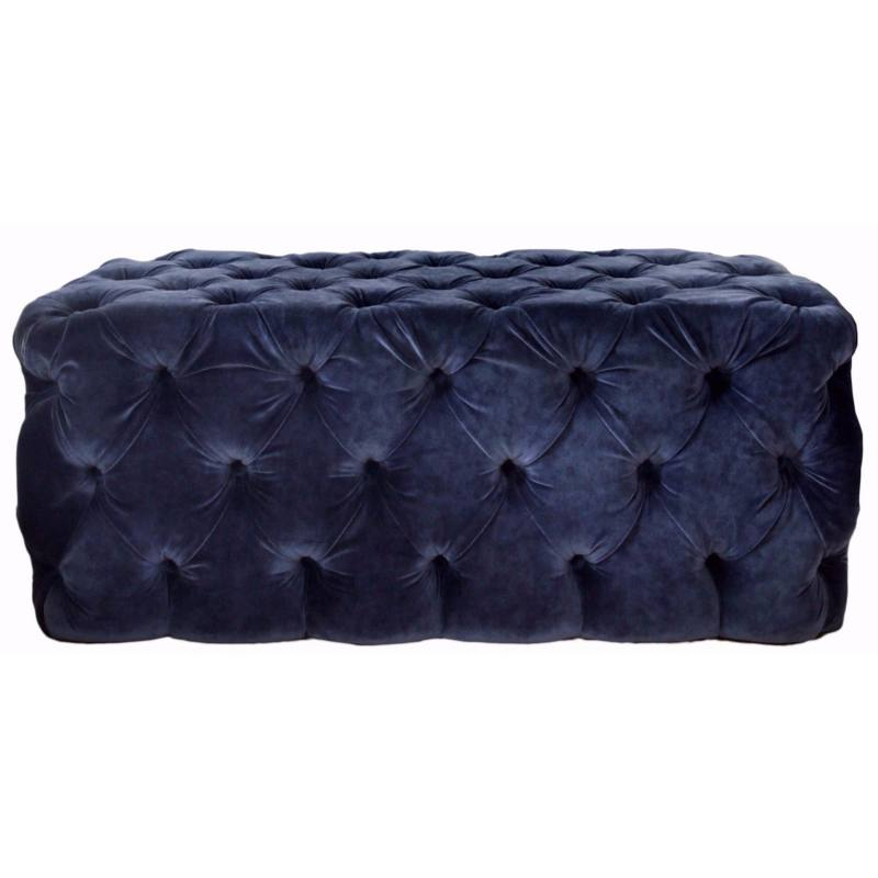 London Cocktail Ottoman