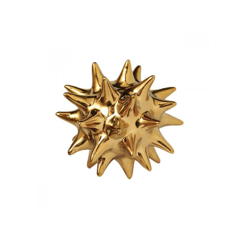 DwellStudio Bright Gold Urchin