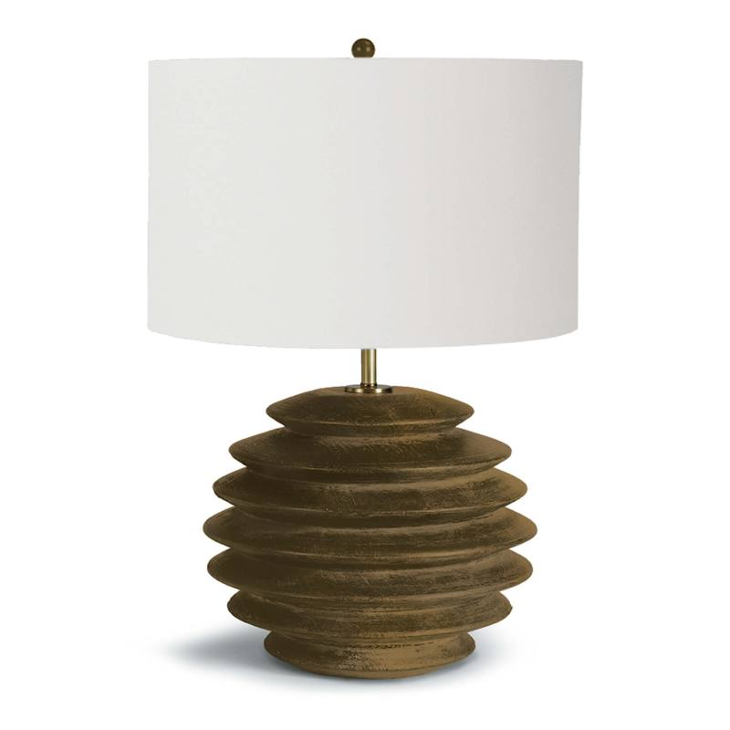 Design Round Accordion Table Lamp