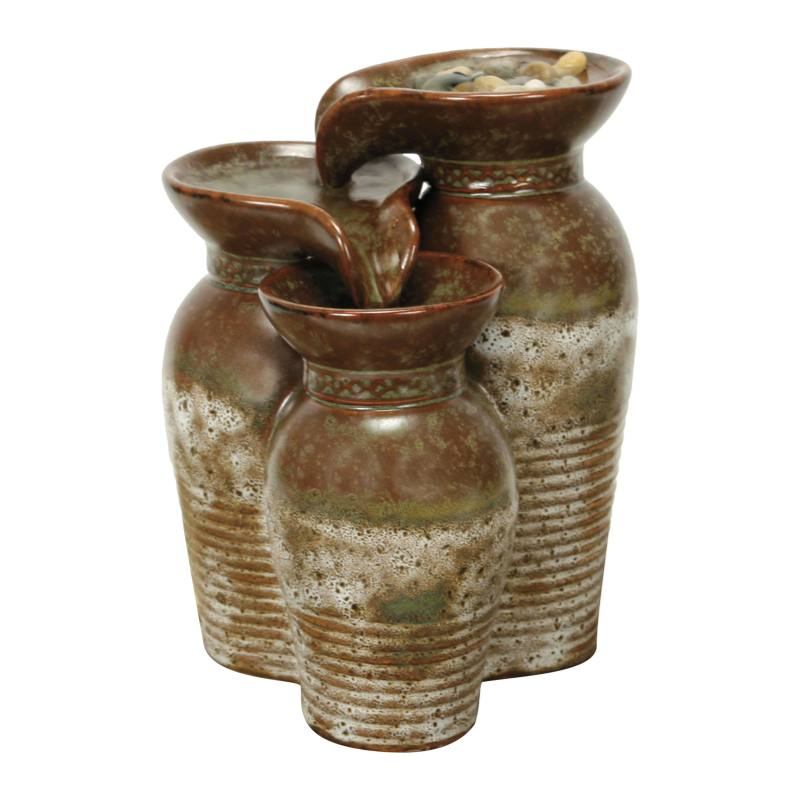 Ceramic Fountain Vase