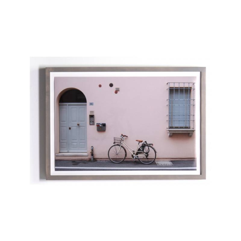 Lone Bicycle Print