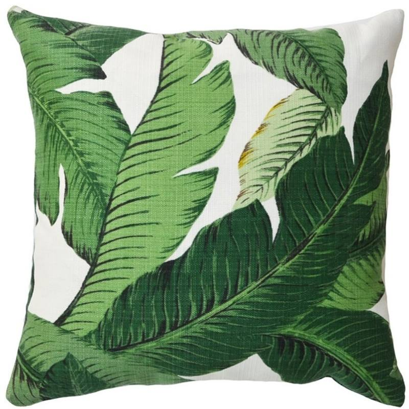 Banana Palm Indoor/Outdoor Pillow