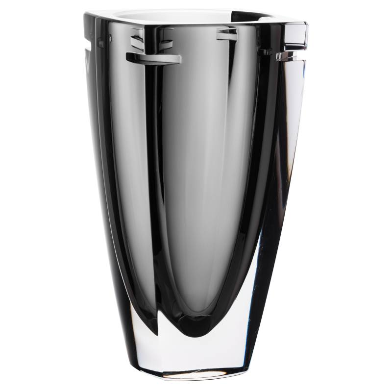W Lead Crystal Vase