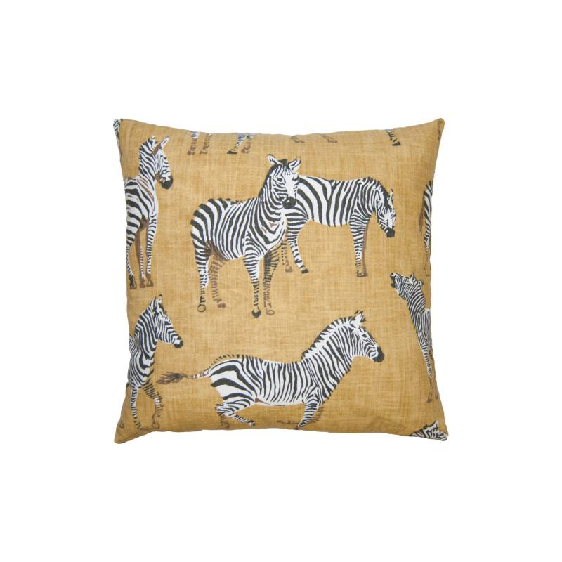 Kingdom Zebra Accent Pillow