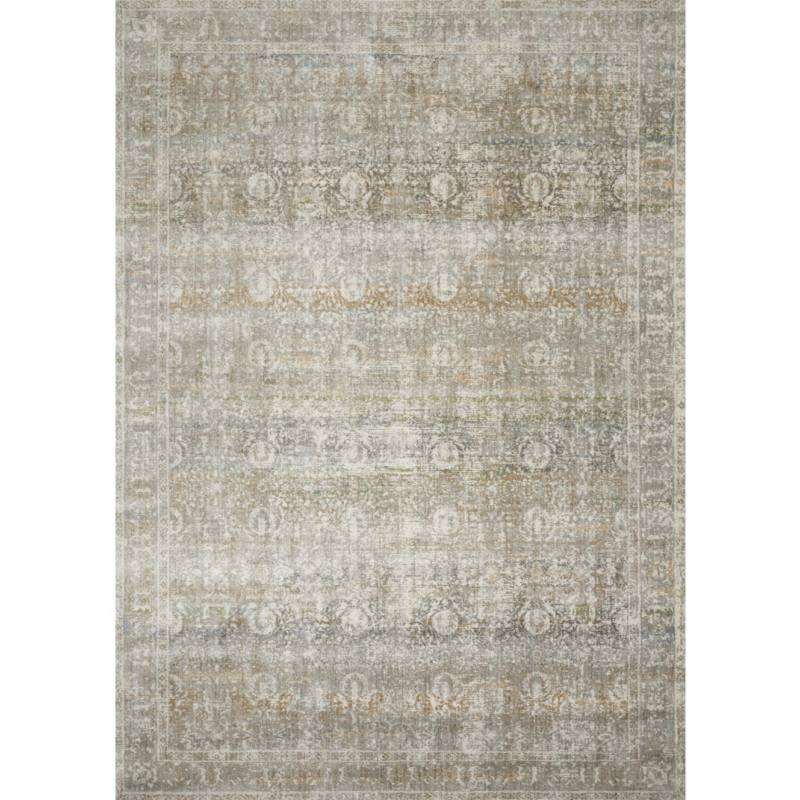 Mila Rug, Gray Multi