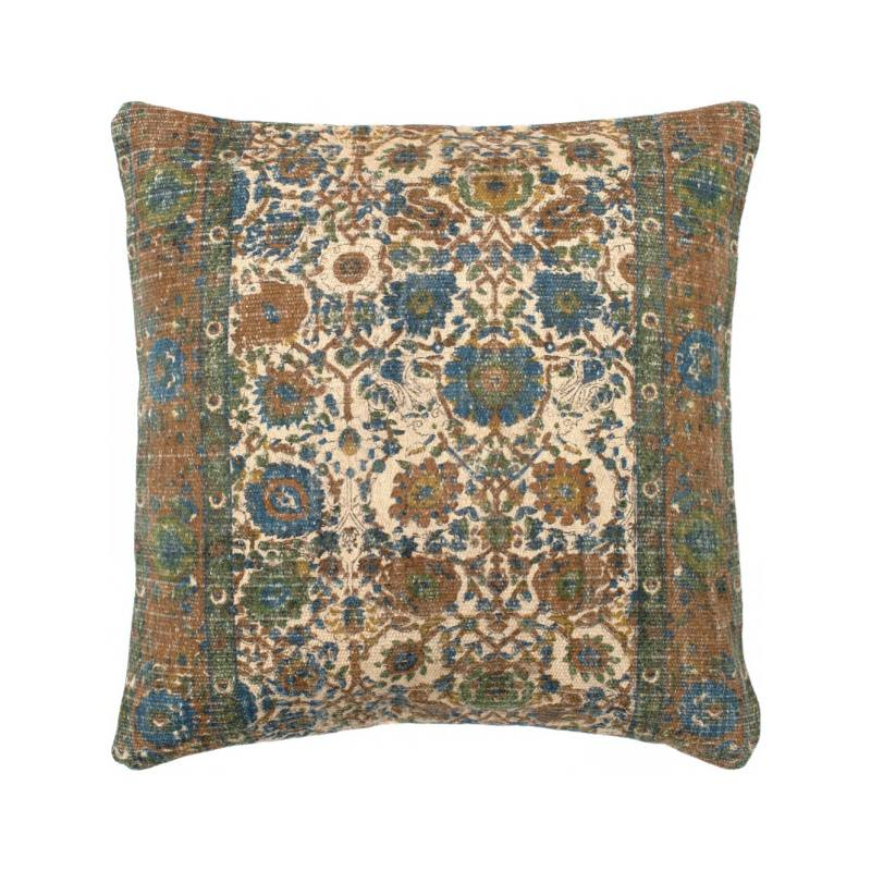 Anika Floor Pillow, Cinnamon