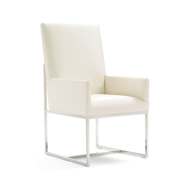GAGE TALL ARM DINING CHAIR