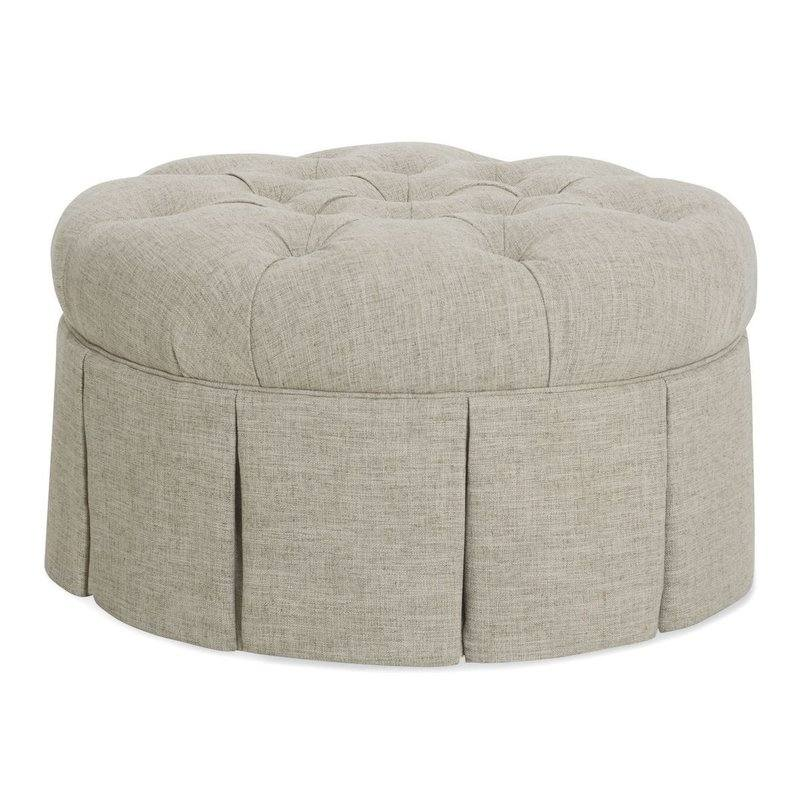 Chateau Cocktail Ottoman