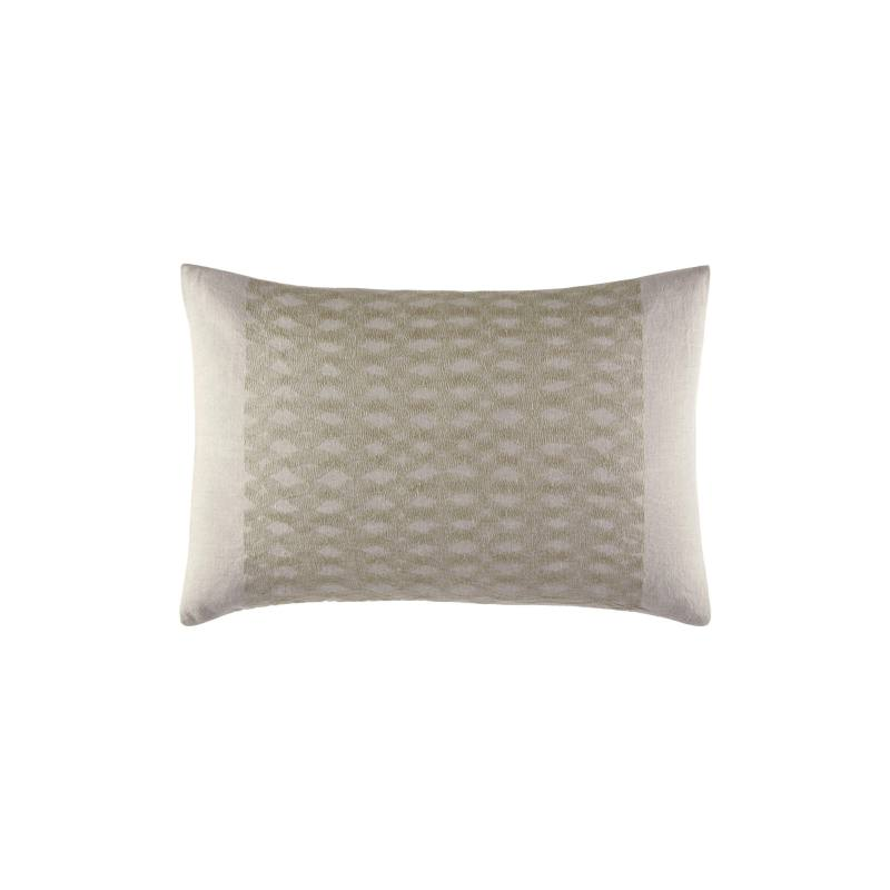 Layered Stitching Breakfast Accent Pillow