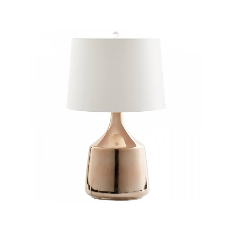 Brooklyn Table Lamp, Copper