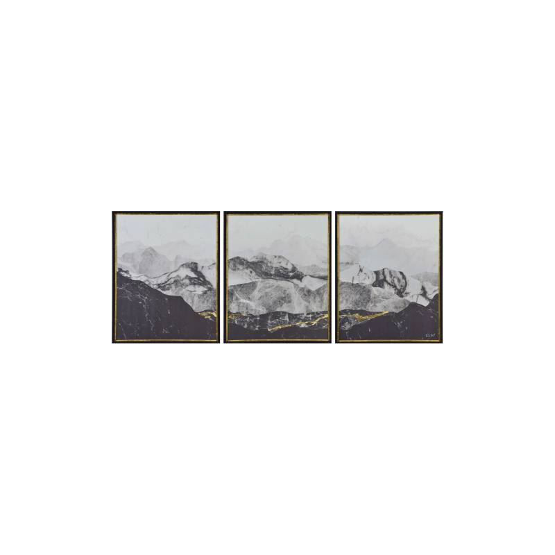 Manford Three-Panel Wall Art