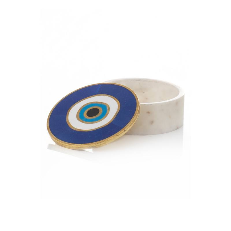 Evil Eye Trinket Box