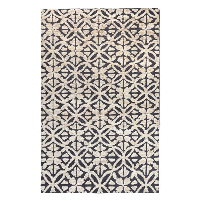 Pomona Hand Knotted Jute & Wool Rug