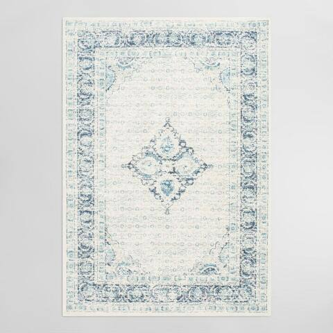 Blue Henley Area Rug