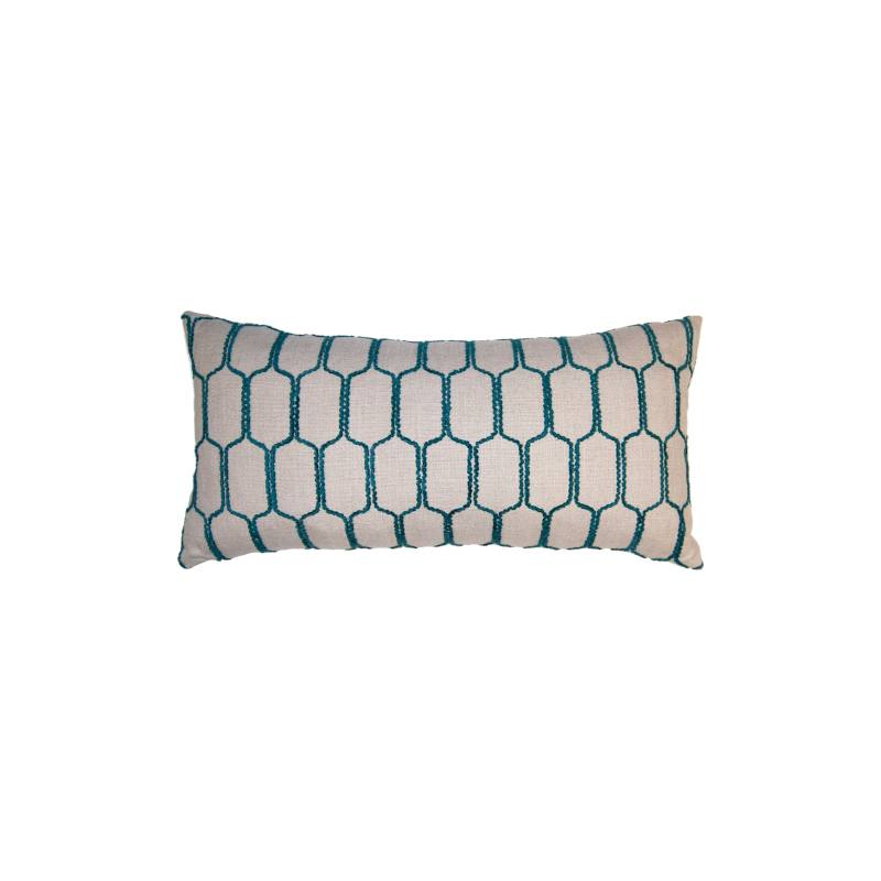 Sunrise Puzzle Accent Pillow