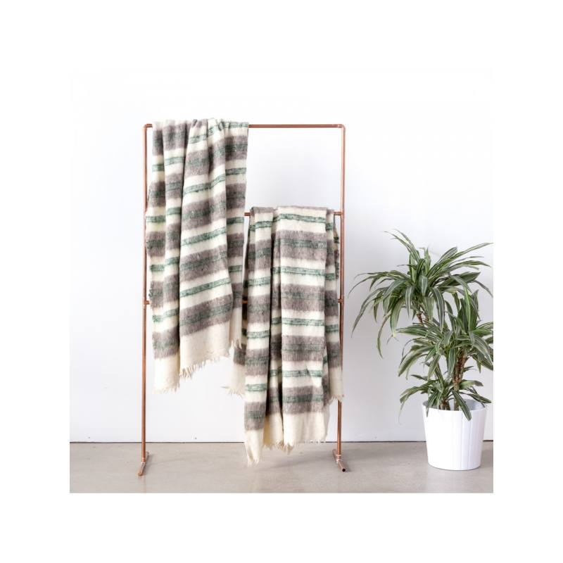 Local + Lejos Tierra Blanket