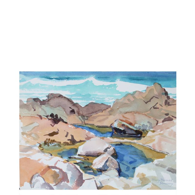"""Tidepool - Pacific Grove"" by Mary Pomeroy"