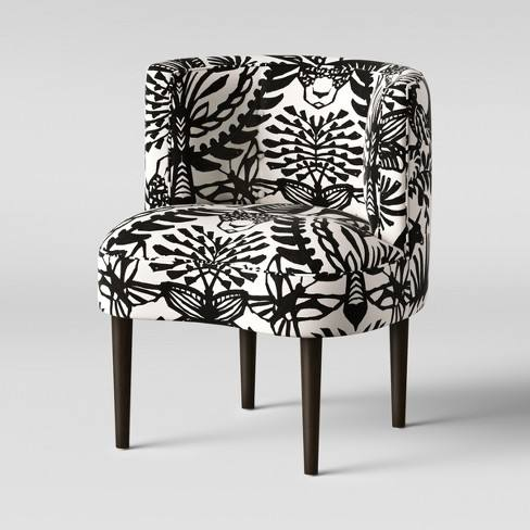 Clary Curved Back Accent Chair - Opalhouse�