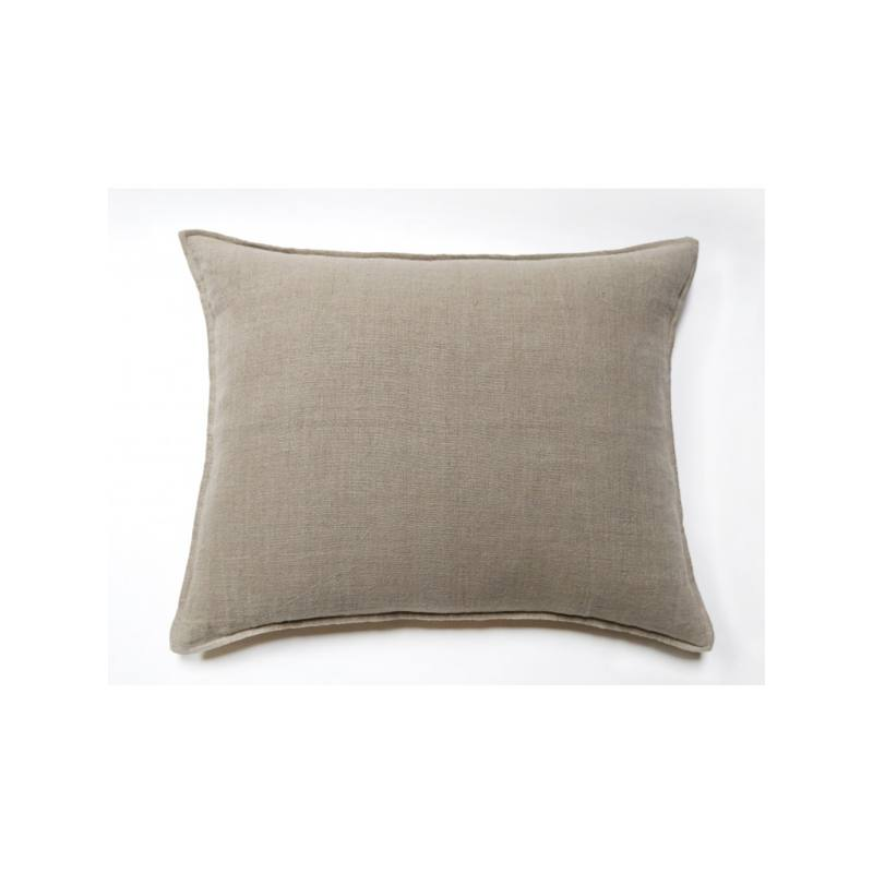 Pom Pom at Home Montauk Large Pillow, Natural