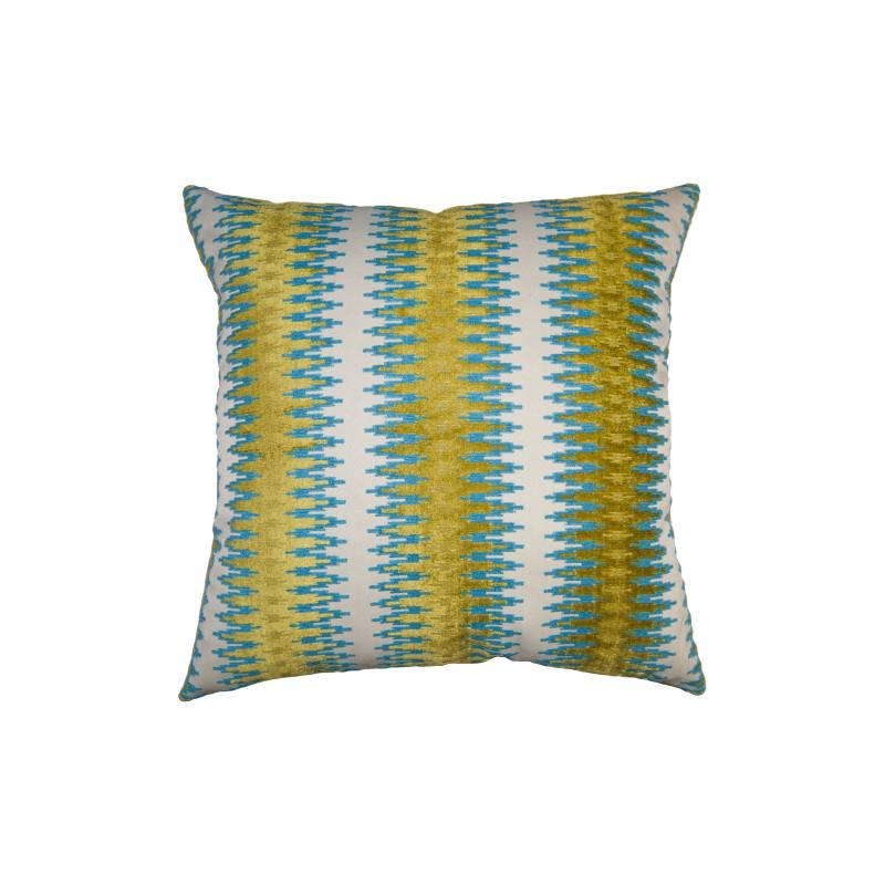 Riviera Radar Accent Pillow