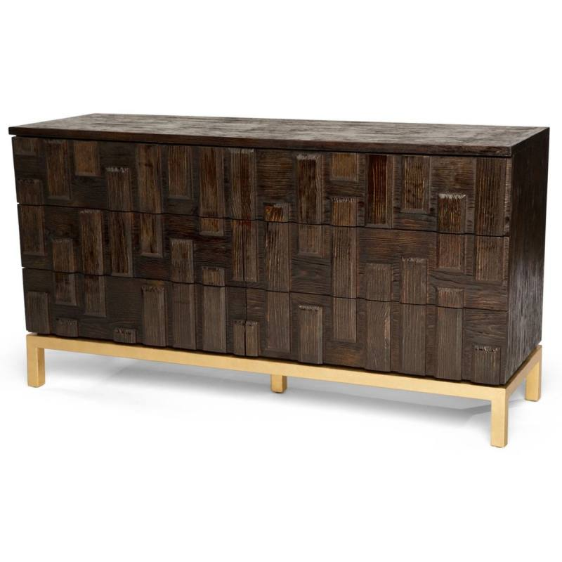 Casablanca 6 Drawer Double Dresser