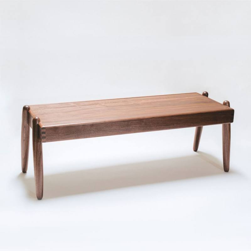 Hunt & Noyer Solomon Bench