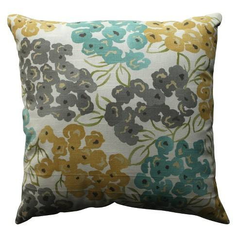 Luxurious Floral Throw Pillow Collection - Pillow Perfect�