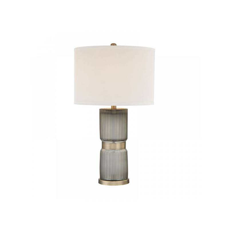 Jasinthe Table Lamp, Gray