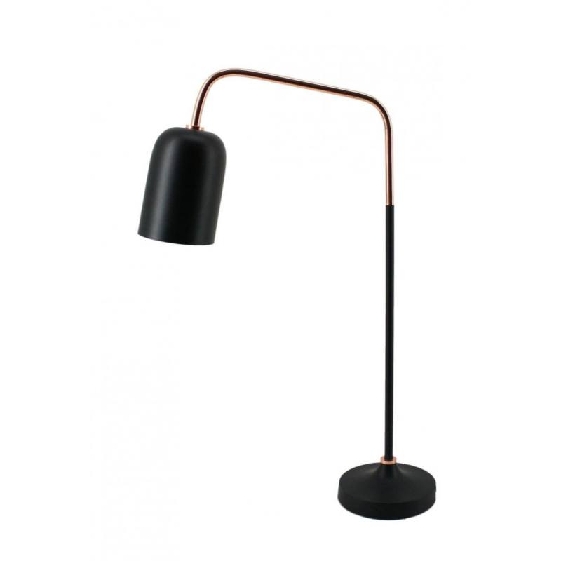 Scilla Table Lamp, Black